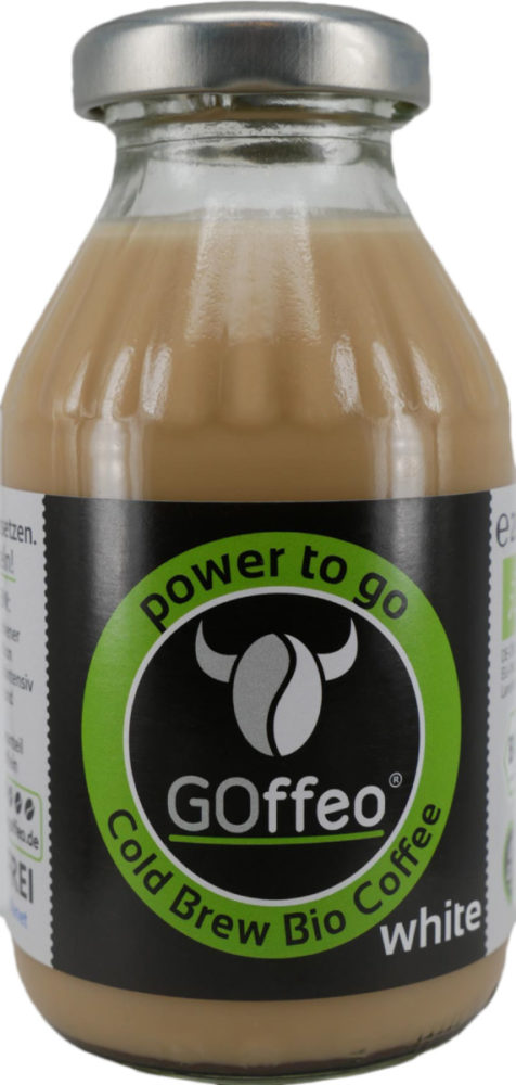 GOffeo-Cold-Brew-Bio-Coffee-white-power-to-go-kalt-extrahierter-Bio-Kaffee-Cold-Brew-Coffee-200ml-Glasflasche